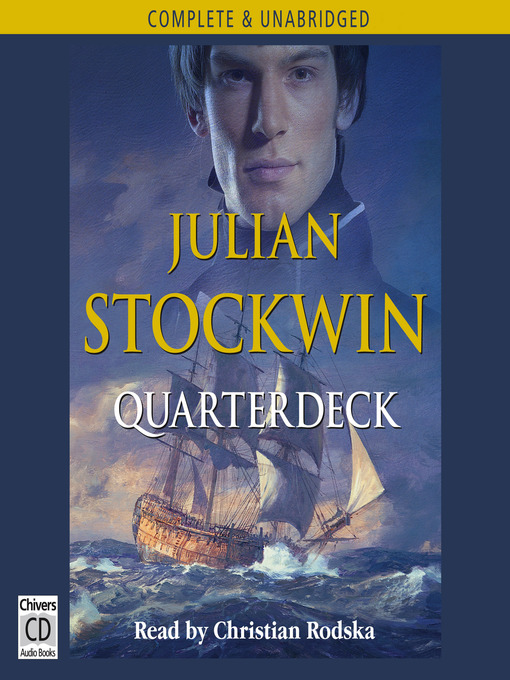 Quarterdeck (MP3): Thomas Kydd Series, Book 5